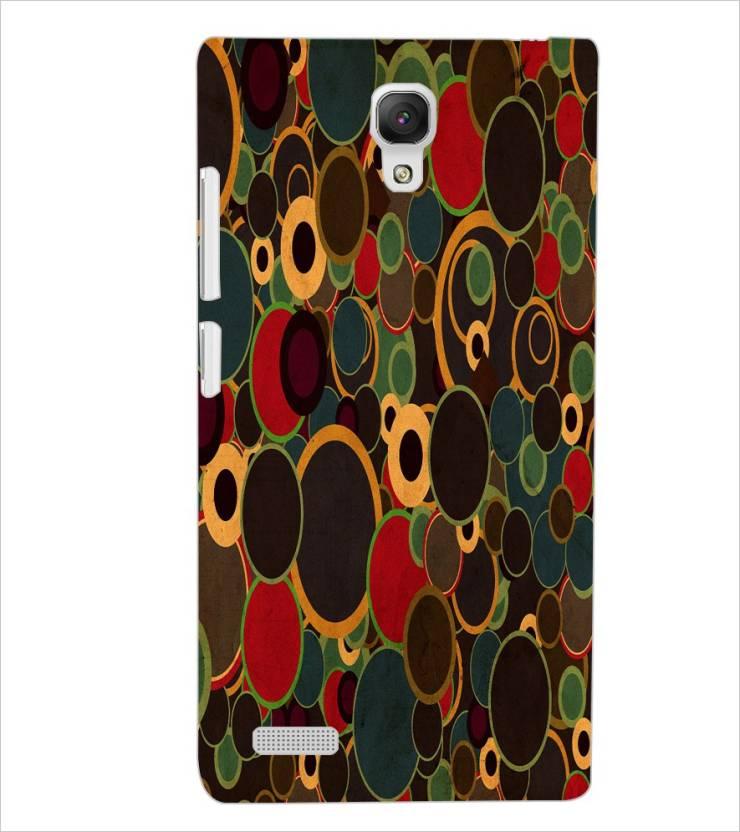 Farrow Back Cover for Mi Redmi Note Prime