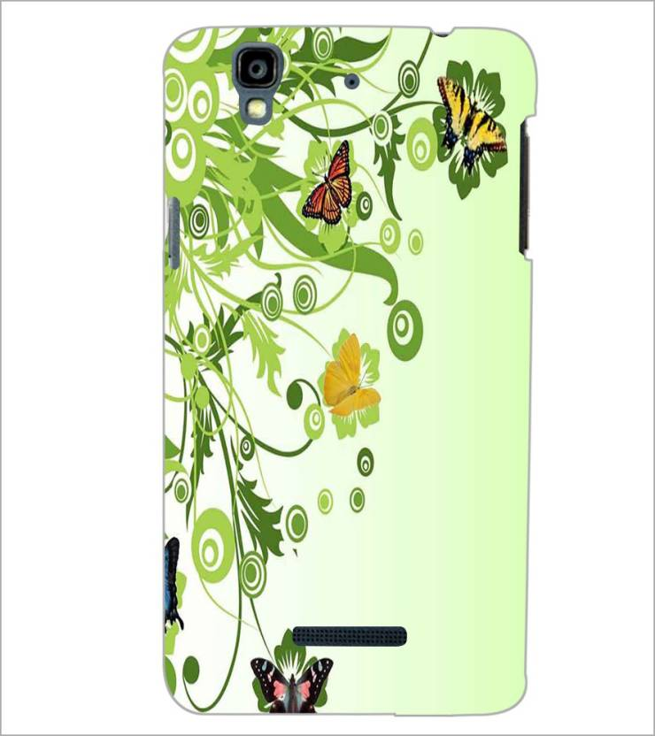 PRINTSWAG Back Cover for Micromax Yu Yureka Plus