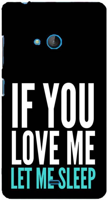 GoTrendy Back Cover for Microsoft Lumia 540