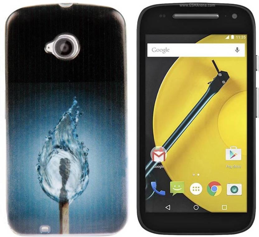 premium selection 9c3d0 32f79 Stylabs Back Cover for Motorola Moto E (2nd Gen) / Moto E2 3G / 4G E ...