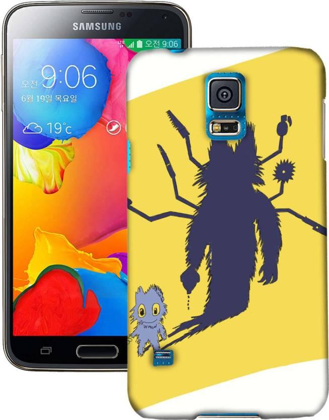 AmerakiDesignHouse Back Cover for Samsung Galaxy S5 SM-G900I
