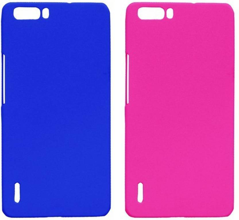 Piloda Back Cover for Huawei Honor Holly 6 Plus