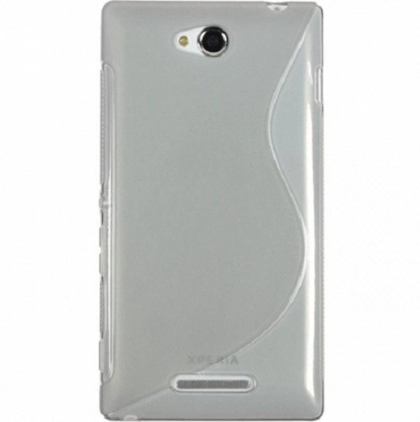 online retailer f2cc1 36a44 Lively Back Cover for Sony Xperia C - Lively : Flipkart.com