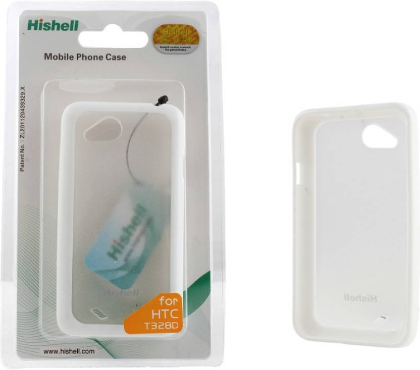 low priced 7d2d3 2f7b5 Hishell Back Cover for HTC Desire VC T328d - Hishell : Flipkart.com