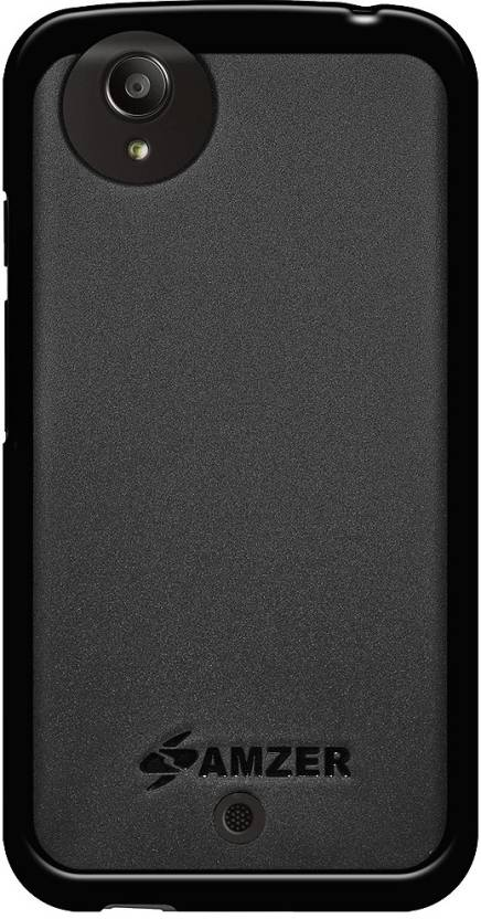 best sneakers bc654 7ff67 Amzer Back Cover for Micromax Canvas A1