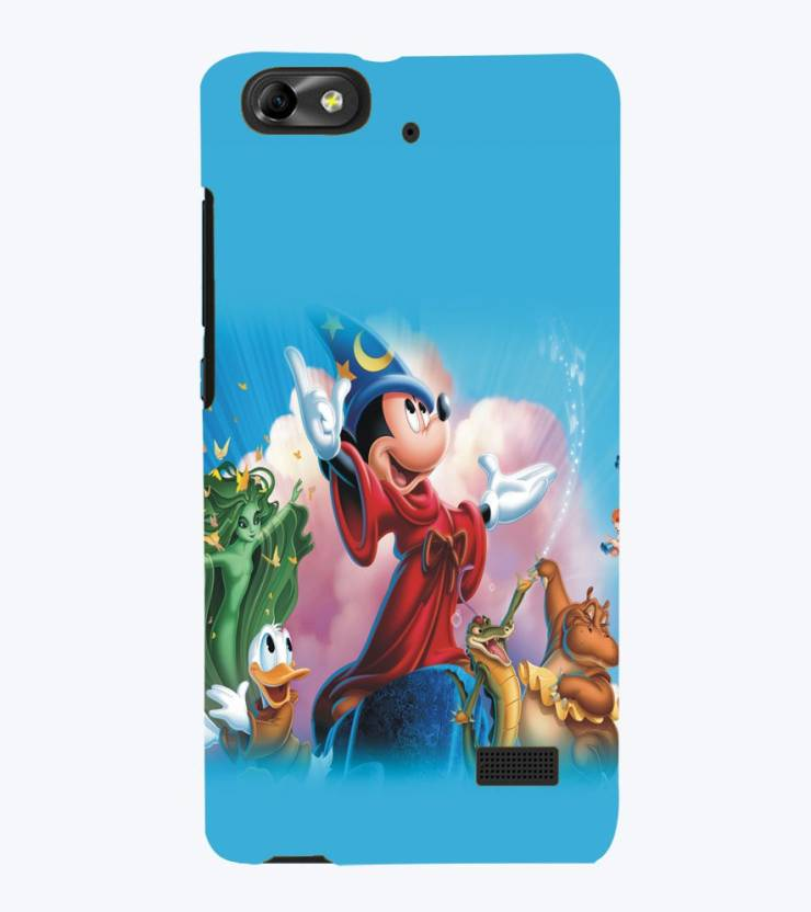 Fuson Back Cover for Honor 4C, Huawei G Play Mini