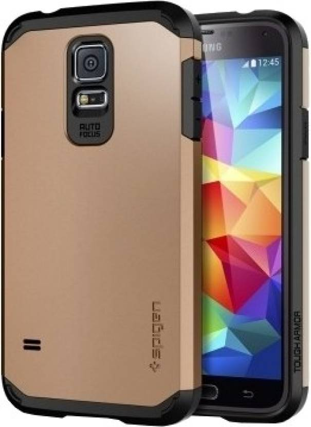 newest collection 60346 92b33 Spigen Back Cover for SAMSUNG Galaxy S5