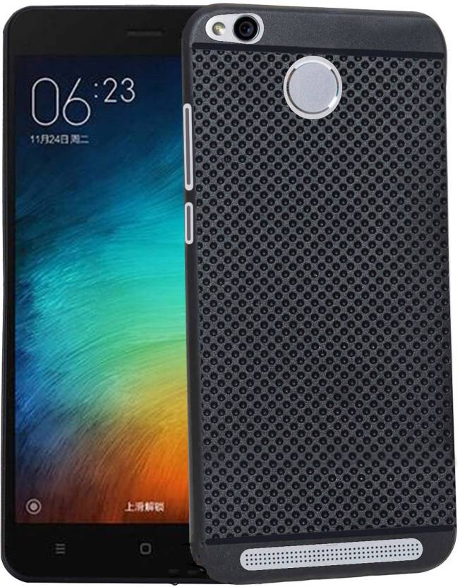 Lewano Back Cover for Mi Redmi 3S Prime