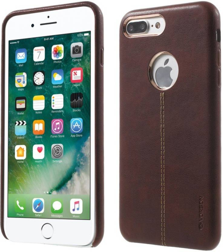 timeless design f095b 4b6b8 Vorson Back Cover for Apple iPhone 7 Plus