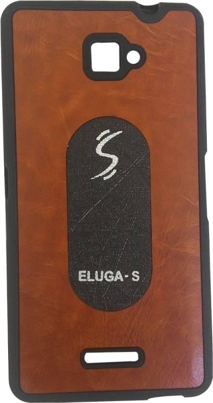 size 40 c9380 dd24c Mgaurd Back Cover for Panasonic Eluga S - Mgaurd : Flipkart.com