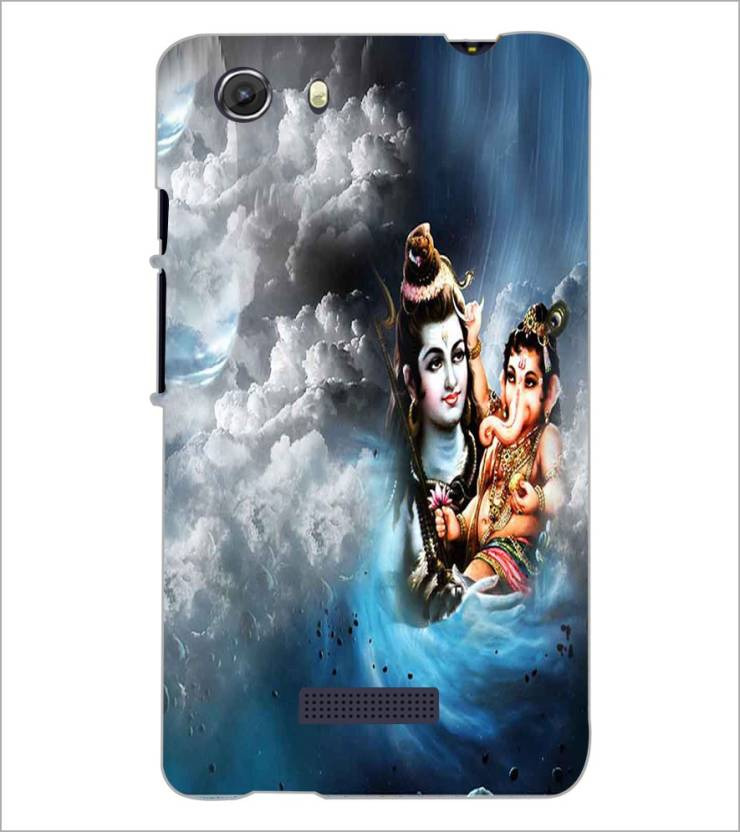 Printswag Back Cover for Micromax Q372 Unite 3