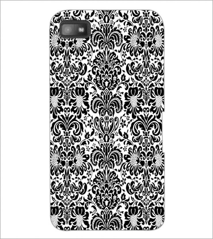 Printswag Back Cover for Blackberry Z10