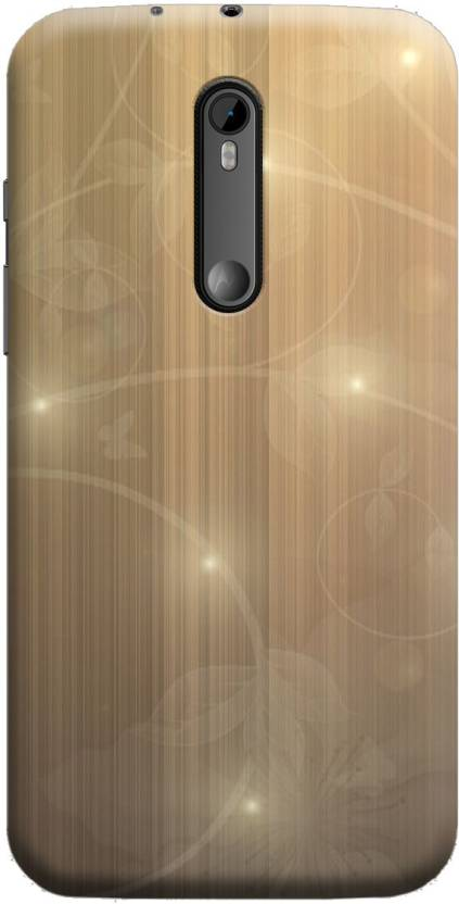 EPICCASE Back Cover for Motorola Moto G3