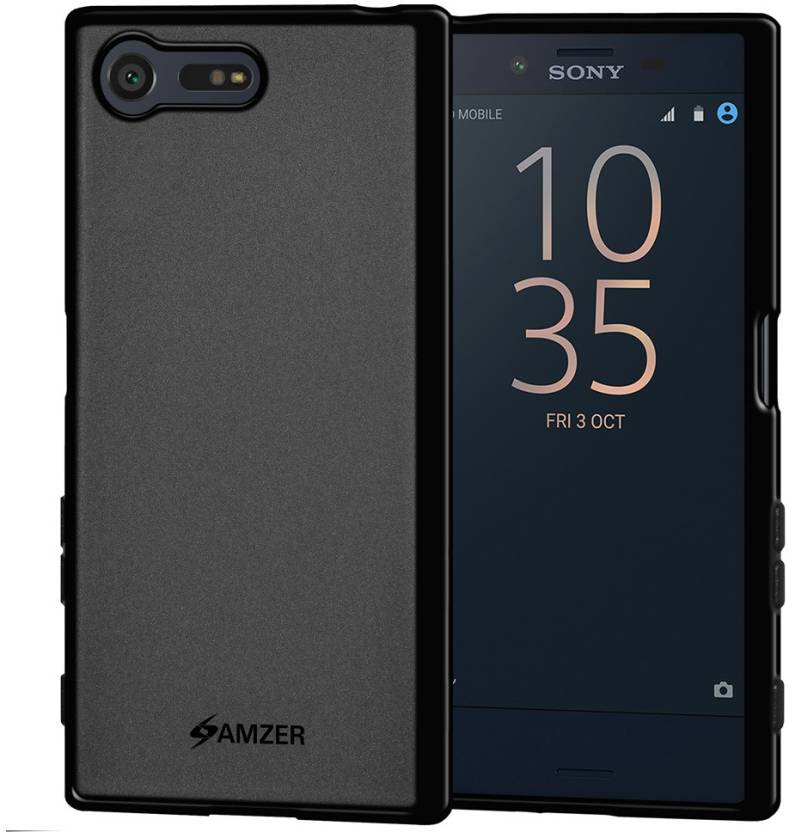 the best attitude 349e0 38524 Amzer Back Cover for Sony Xperia X Compact