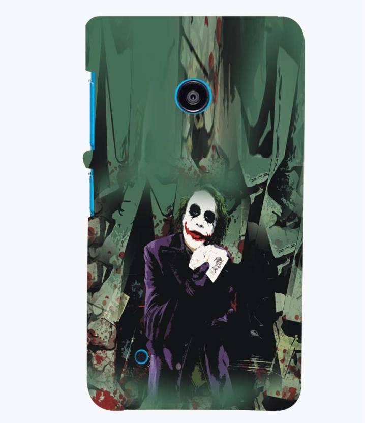 Fuson Back Cover for Nokia Lumia 530