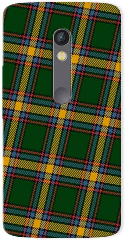 Kartuce Back Cover for Motorola Moto X Play