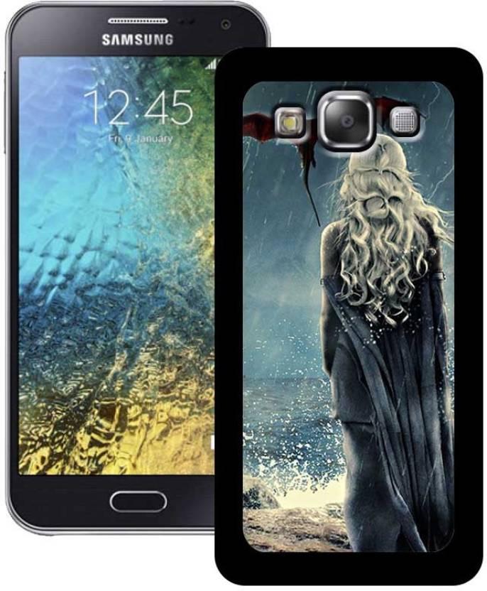 Zapcase Back Cover for SAMSUNG Galaxy E5