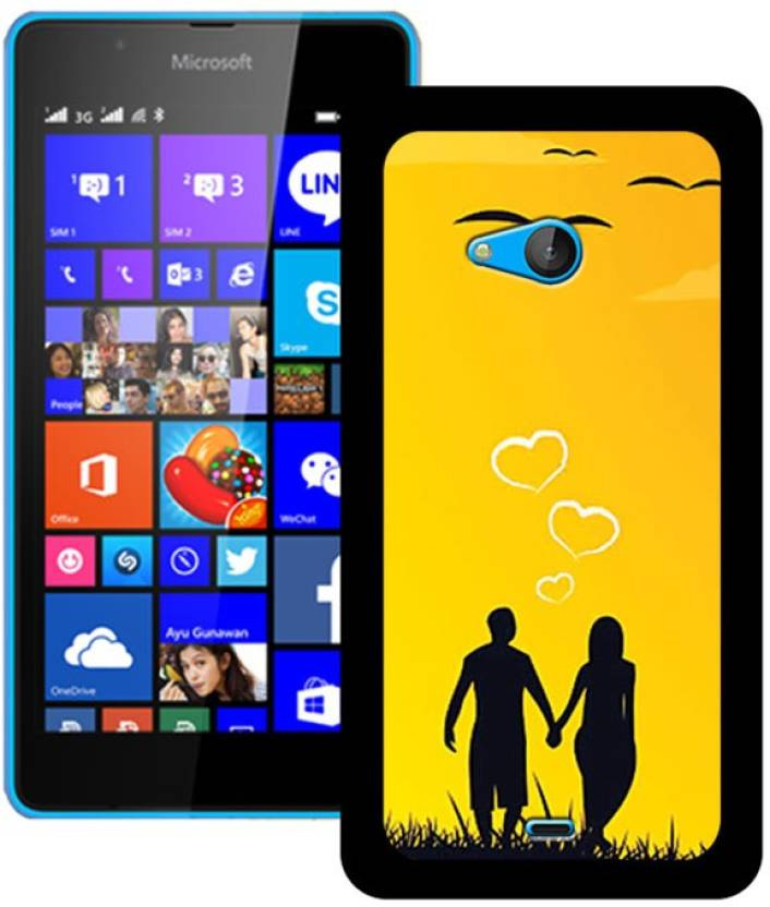 Zapcase Back Cover for Microsoft Lumia 540