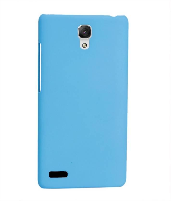 GadgetM Back Cover for Mi Redmi Note 4 Sky Blue