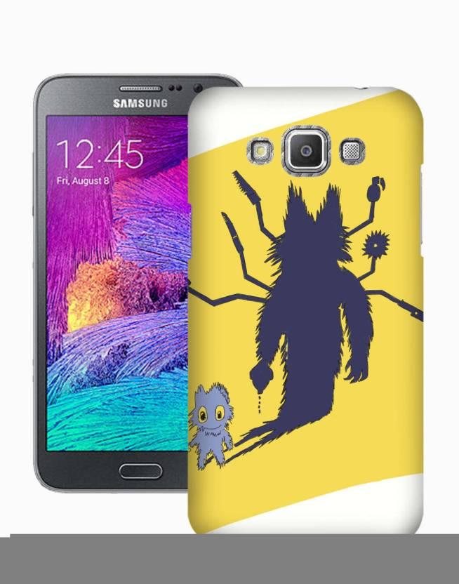 AmerakiDesignHouse Back Cover for Samsung Galaxy Grand 3 SM-G720