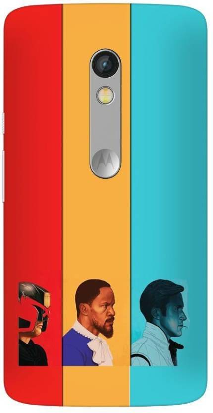 Ownclique Back Cover for Motorola Moto X Play