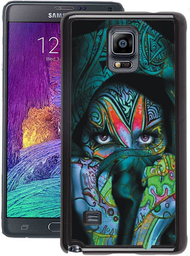 Fuson Back Cover for Samsung Galaxy Note 4 N910