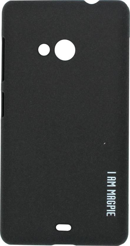 new style 22b39 f6281 MagPie Back Cover for Microsoft Lumia 535, Microsoft Lumia 535 ...