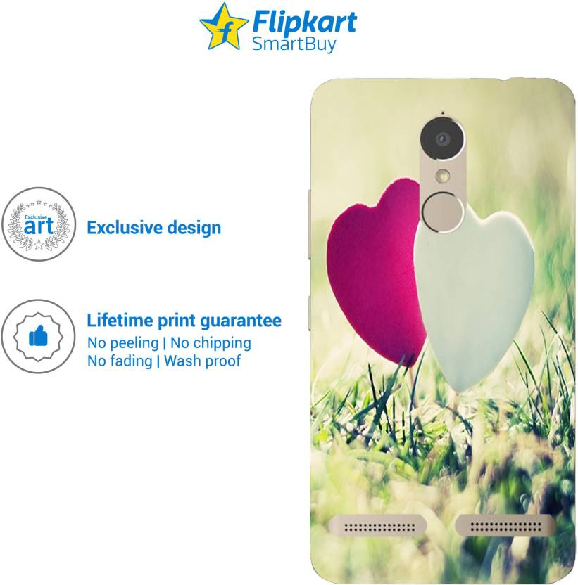 Flipkart SmartBuy Back Cover for Lenovo K6 Power