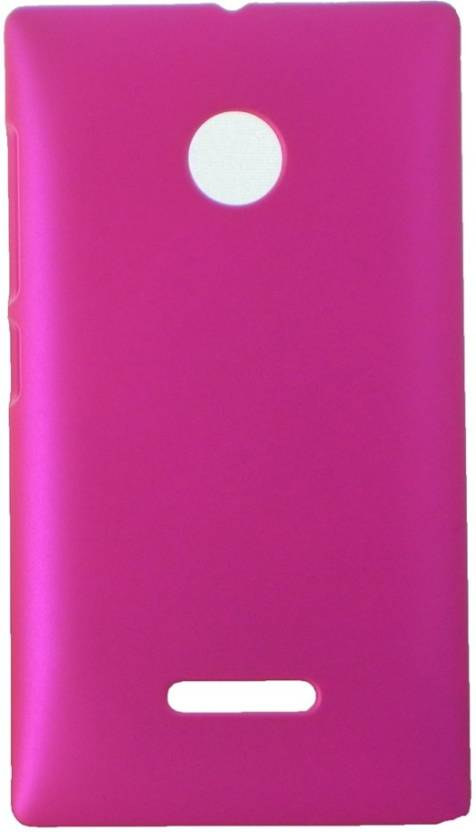 the latest 10df7 cd7d6 GadgetM Back Cover for Nokia Lumia 435