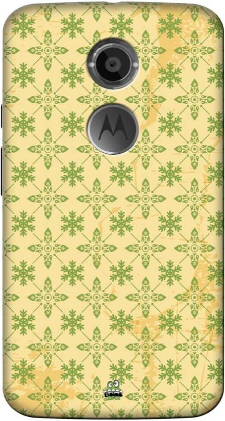 Blink Ideas Back Cover for Moto X 2nd Gen