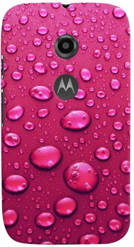 Mobile Makeup Back Cover for Motorola Moto E (2nd Gen) 4G, Motorola Moto E (2nd Gen)3G
