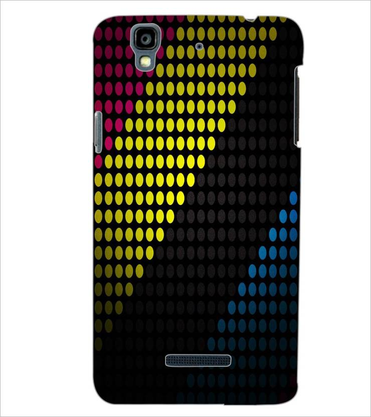 Farrow Back Cover for Micromax Yu Yureka