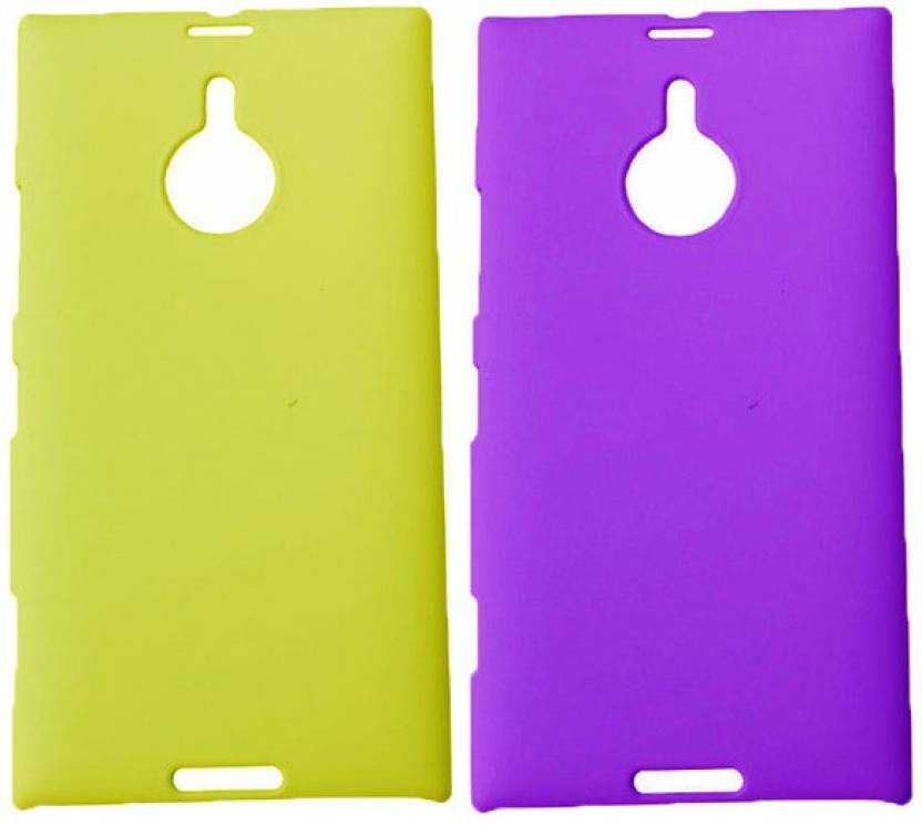 Winsome Deal Back Cover for Nokia Lumia 1520 Purple, Yellow
