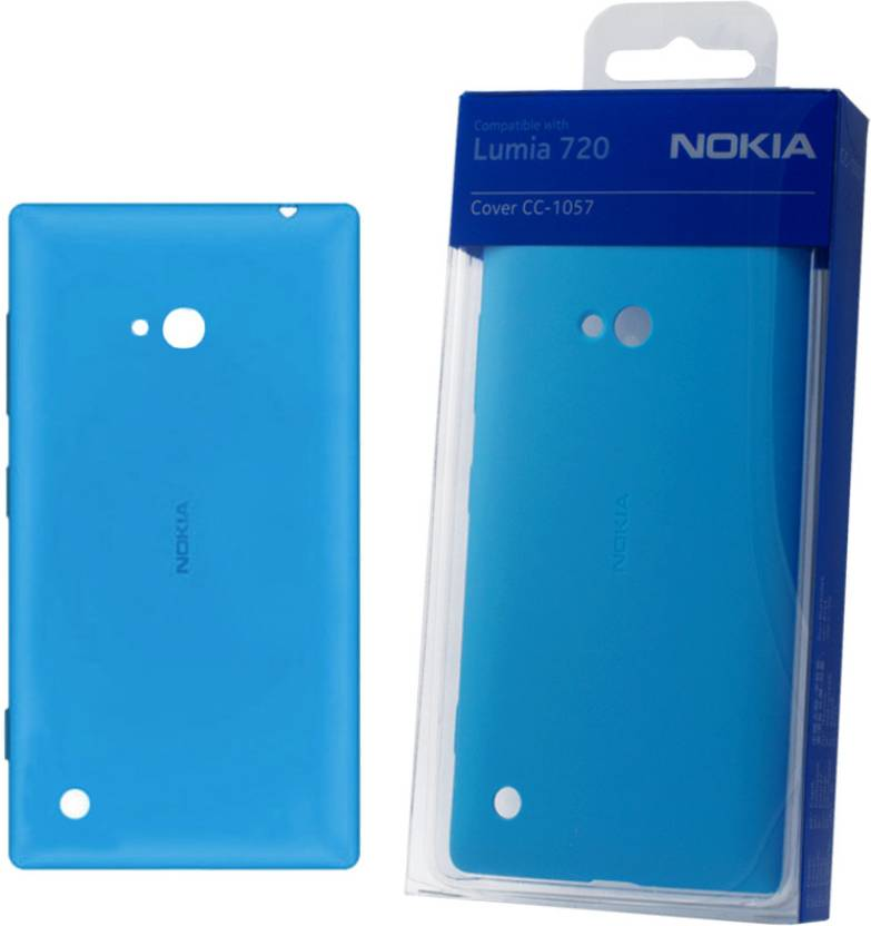 pretty nice 2e32e 027cd Nokia Back Cover for Nokia Lumia 720