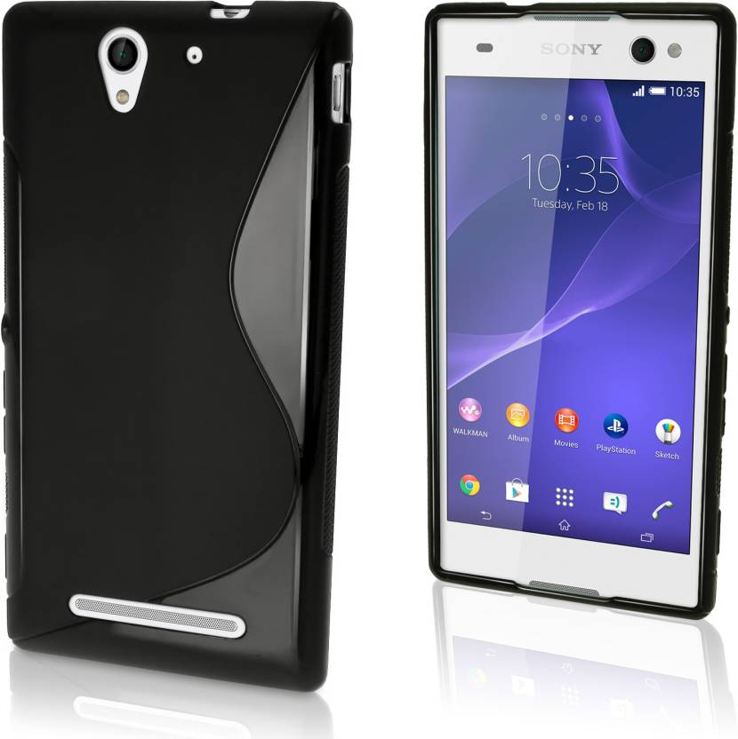 S-Softline Back Cover for Sony Xperia C3 D2533