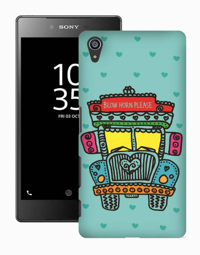 AmerakiDesignHouse Back Cover for Sony Xperia Z5