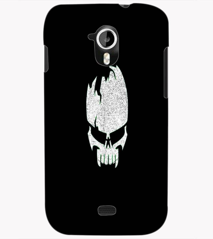 Farrow Back Cover for Micromax A116 Canvas Hd