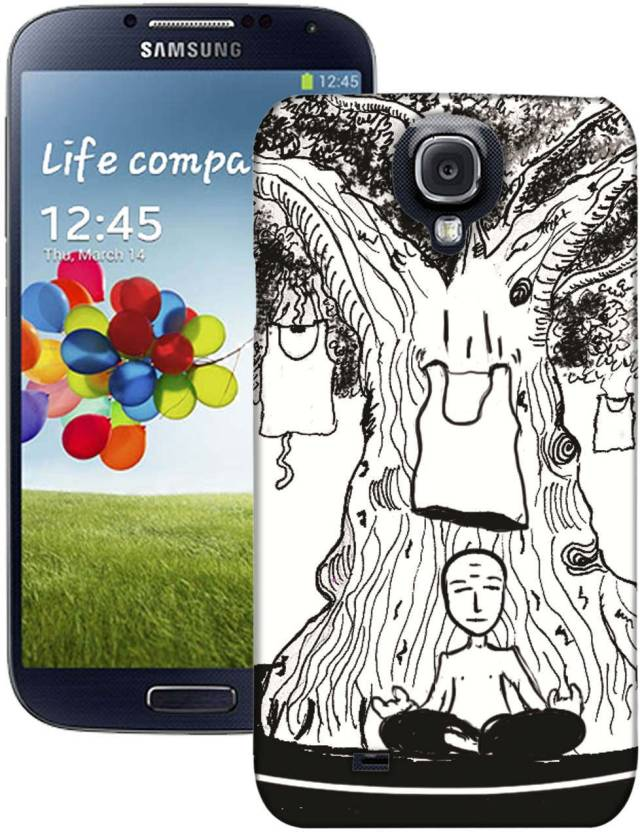 AmerakiDesignHouse Back Cover for Samsung I9500 Galaxy S4