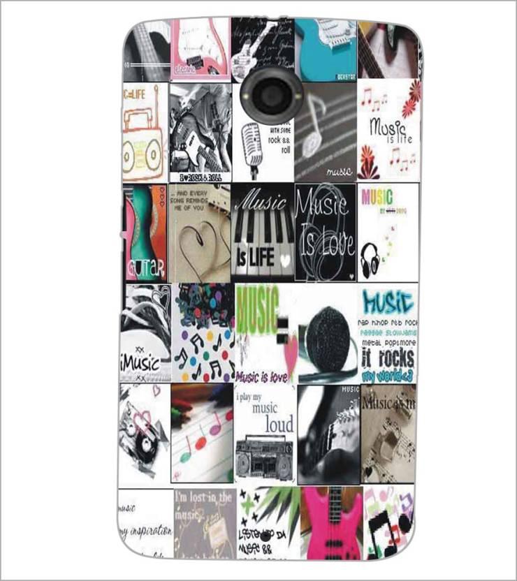 Printswag Back Cover for MOTOROLA GOOGLE NEXUS 6