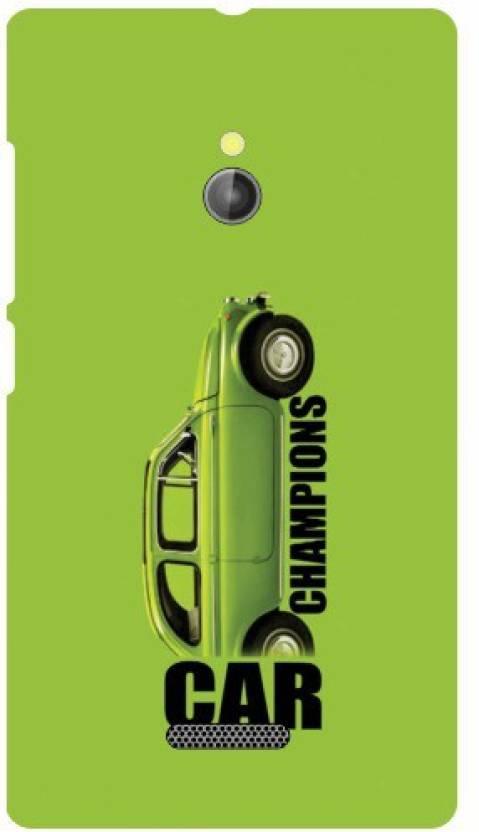 Printland Back Cover for Nokia XL RM-1030/RM-1042