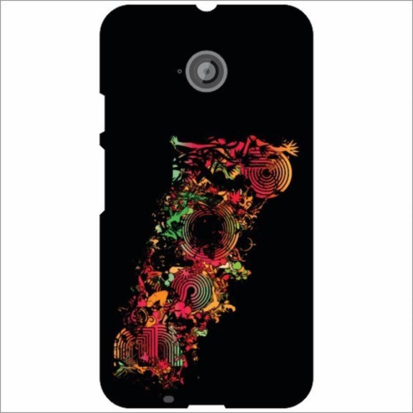 Printland Back Cover for Motorola Moto E (2nd Gen) 4G