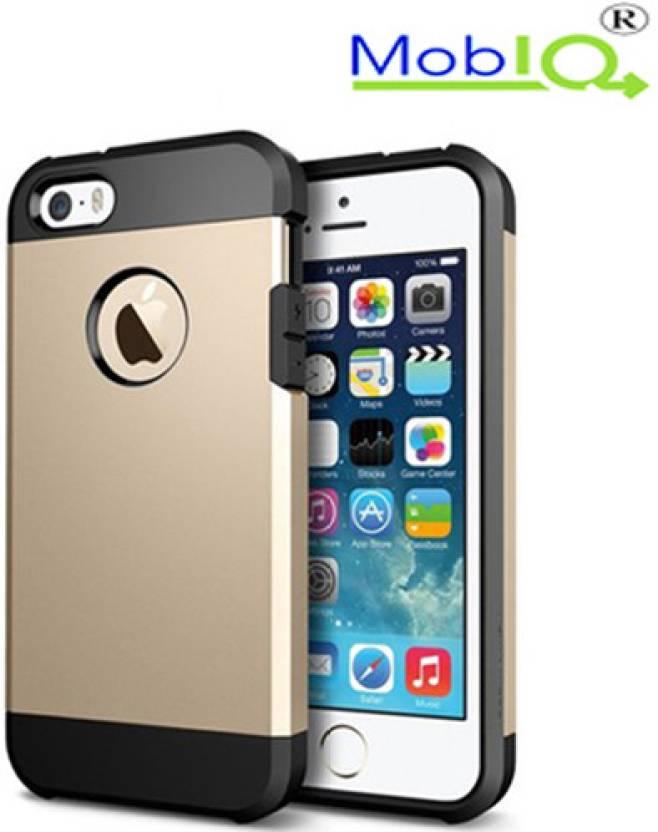 pretty nice 11c6b 064e4 MobIQ Back Cover for Apple iPhone 4, Apple iPhone 4S - MobIQ ...