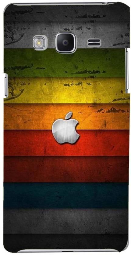 Printvisa Back Cover for Samsung Galaxy Z3, Samsung Z3