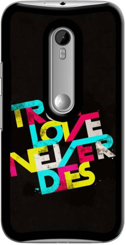 RangDe Back Cover for Motorola Moto X Play