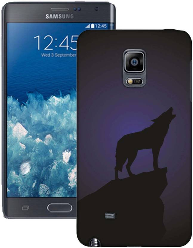 AmerakiDesignHouse Back Cover for Samsung Galaxy Note 4 EDGE SM-N9150