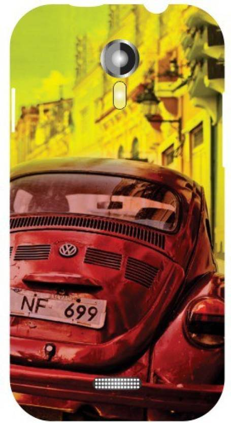 Printland Back Cover for Micromax A117 Canvas Magnus