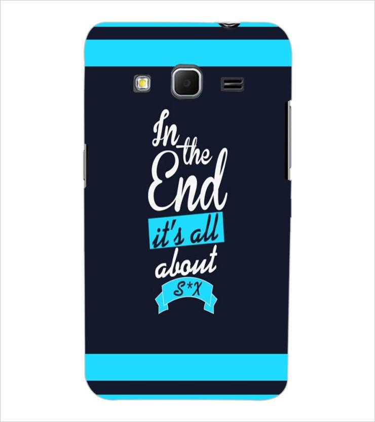 Farrow Back Cover for Samsung Galaxy Core Prime G489