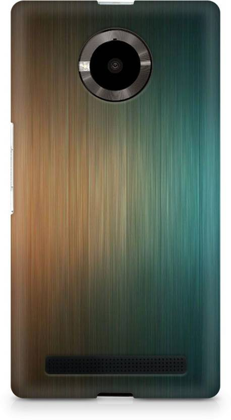 AMEZ Back Cover for Yu Yuphoria Multicolor