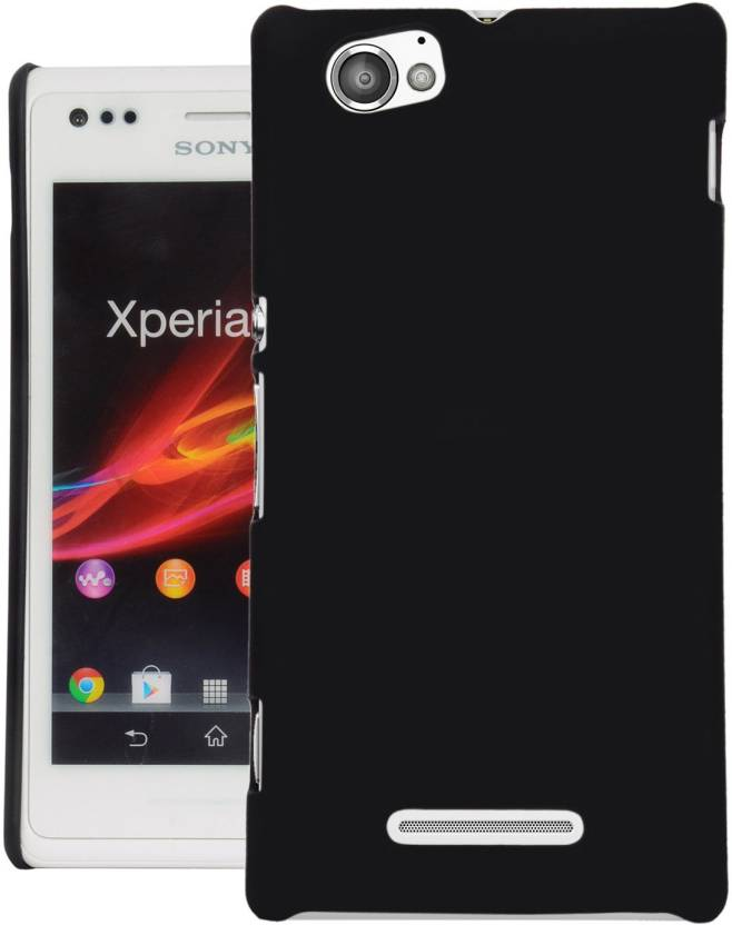 competitive price b8b4b 0cdc1 Cubix Back Cover for Sony Xperia M Dual SIM