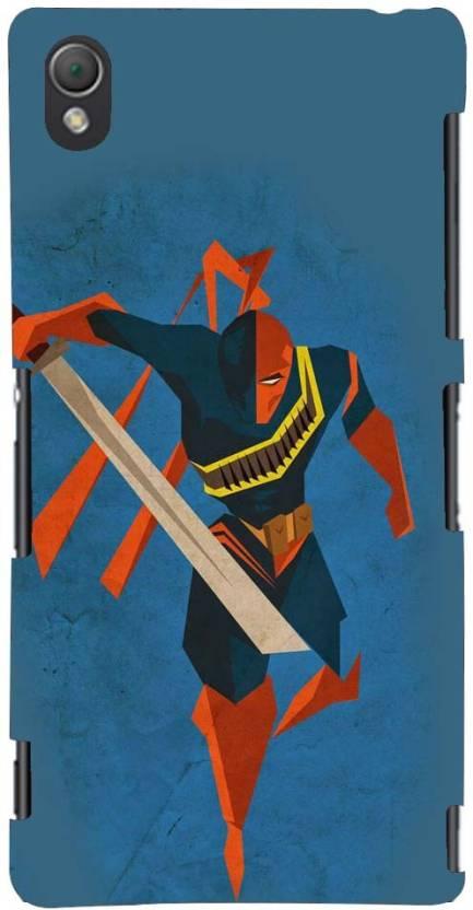 Printvisa Back Cover for Sony Xperia Z3 Mini